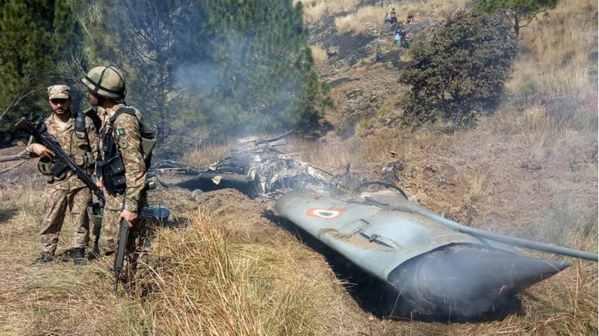 No Proof India Shot Down Pakistan F-16