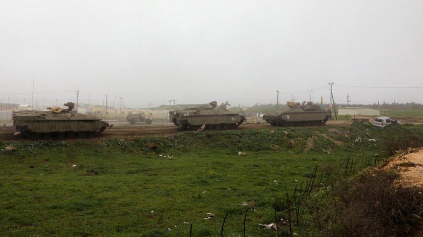 Road to Next War Begins in Golan