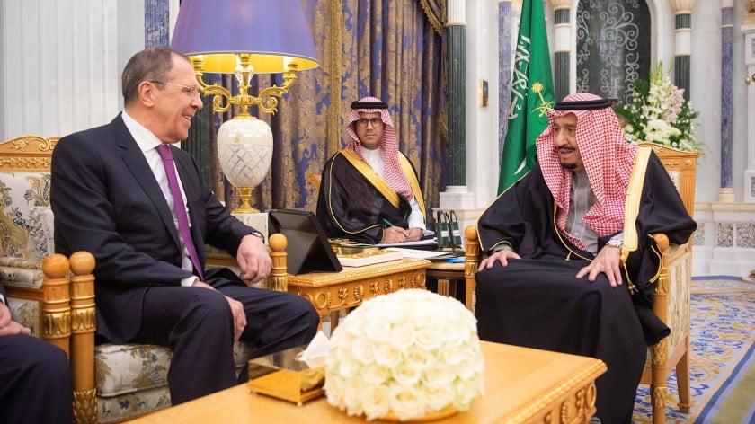 Lavrov's Trip to the Gulf Was a Great Leap Forward for Russia's GCC Ties