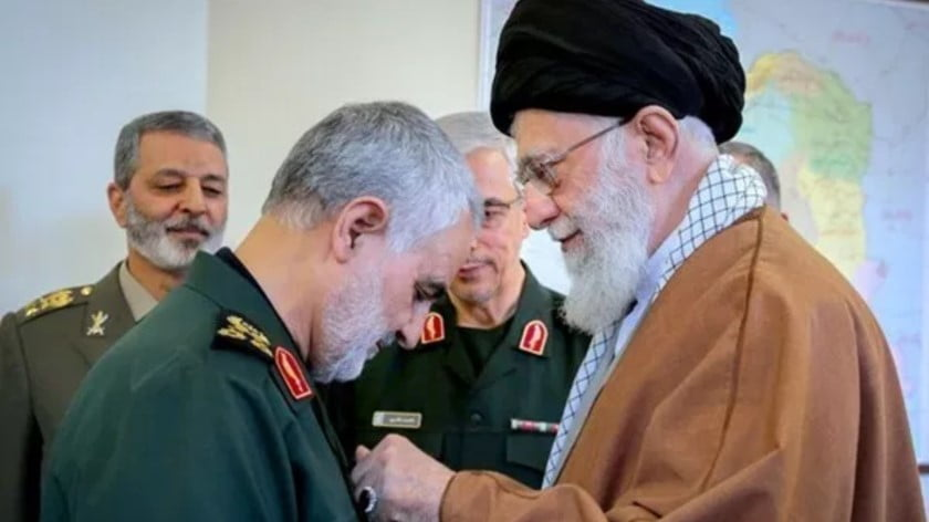 Iran Upstages the US in Iraq