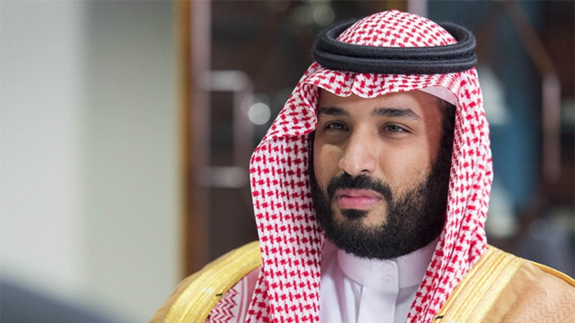 Foreign Tour Undertaken by Crown Prince of Saudi Arabia
