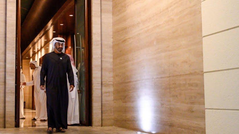 UAE's bin Zayed 'Proposed Killing Taliban Leaders'