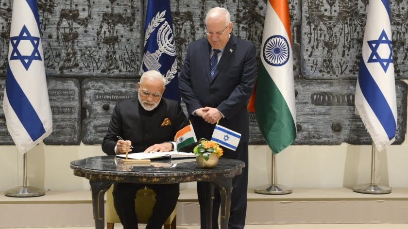 "India and Israel: Where War is a ""Legitimate"" Campaigning Strategy"