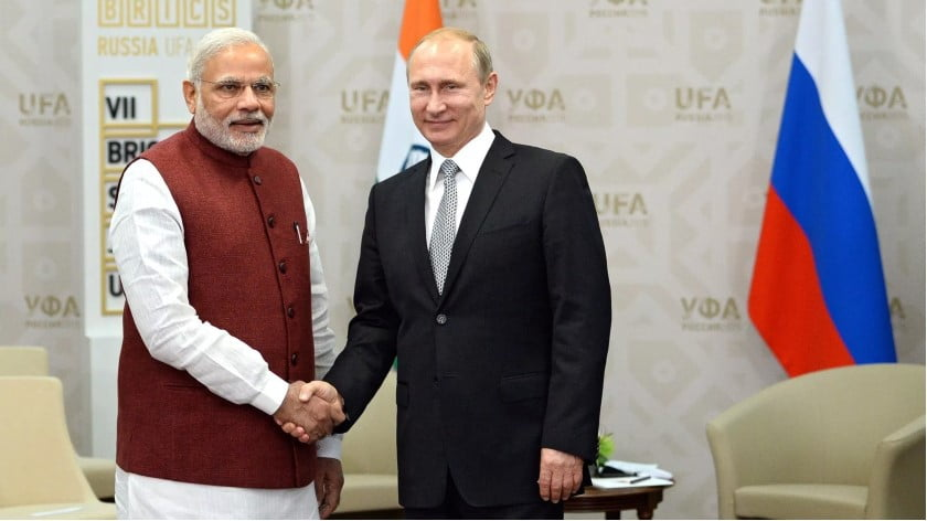Modi's Office was Very Misleading About His Conversation with Putin