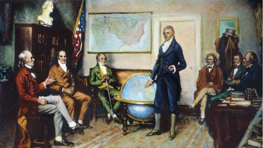 'America First': A Stronger Monroe Doctrine