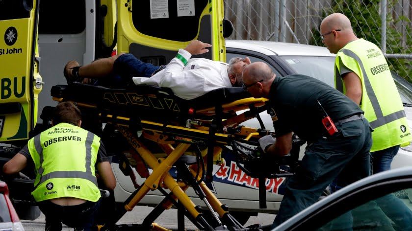The Christchurch Shooting and the Normalization of Anti-Muslim Terrorism