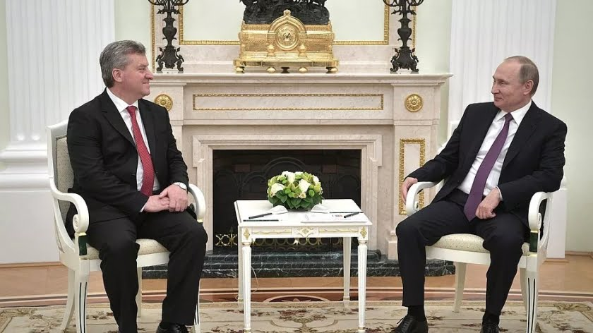 "Russia's Recognition of ""North Macedonia"" Is Part of the ""New Balkans"" Plan"