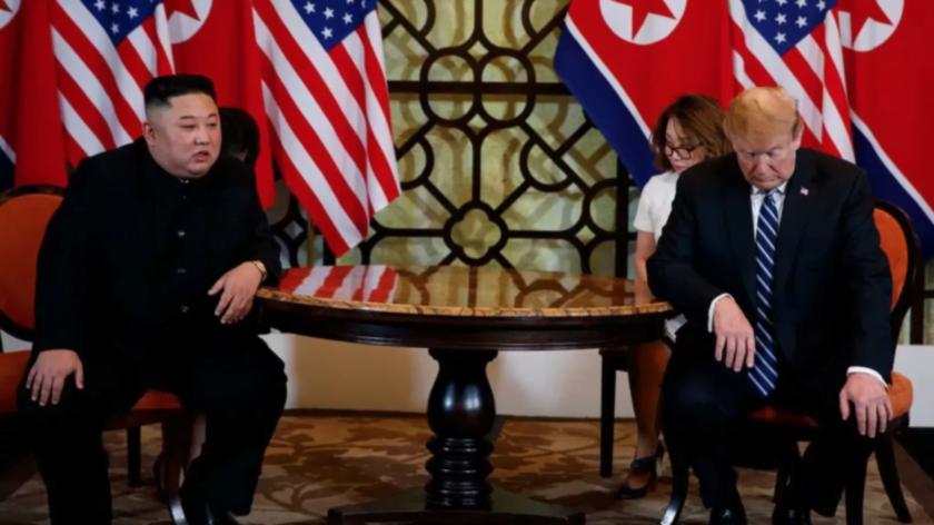 North Korea Talks Breakdown – Trump Keeps the Empire Happy