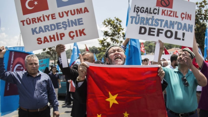 Turkish-Chinese Spat Puts Central Asian Leaders on the Spot