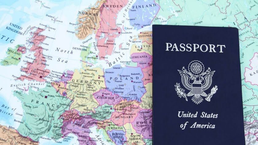 "It's Not a Big Deal That the EU Might Impose a De-Facto ""Visa Regime"" on Americans"