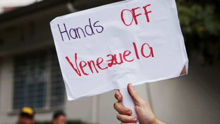 US Stealth War on Venezuela