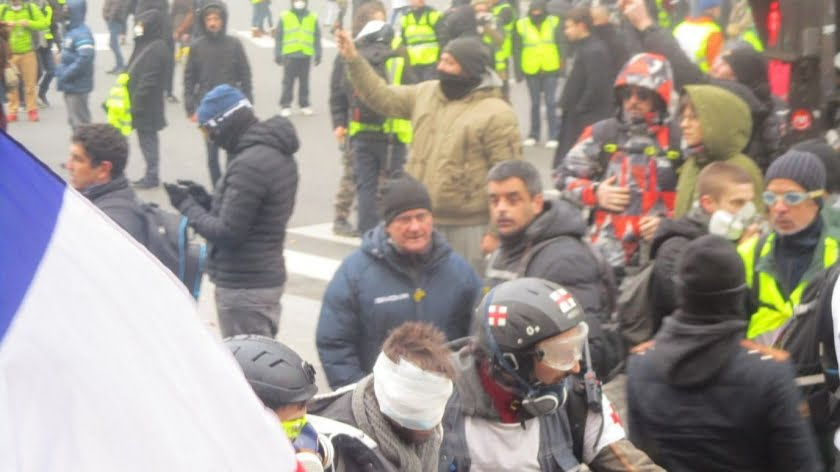 Globalism's Last Disgrace: The Army vs. the Yellow Vests
