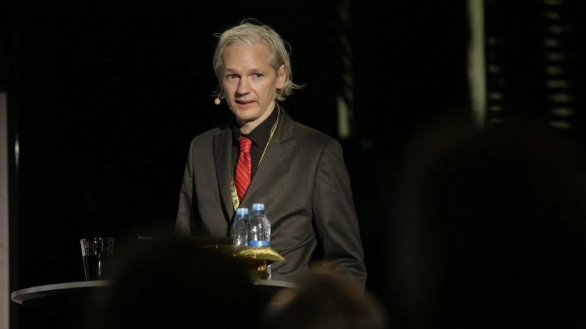 Julian Assange Is Guilty Only of Revealing the Evil Soul of US Imperialism