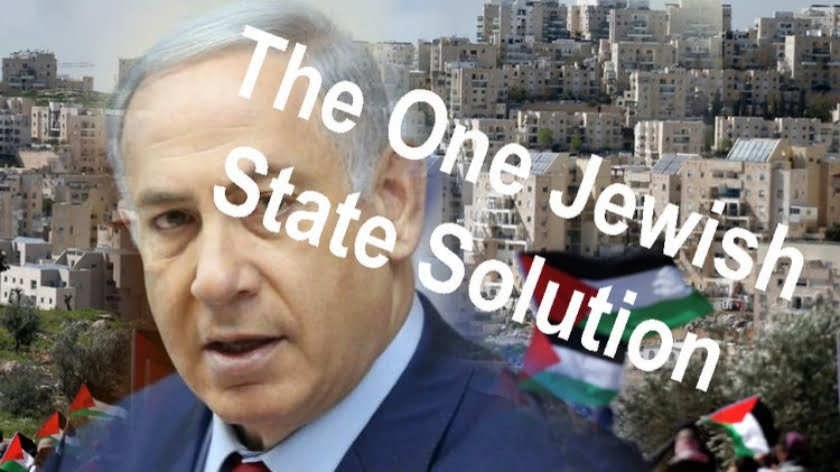 The One Jewish State Solution
