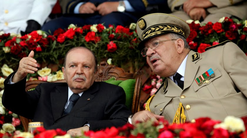 Waiting for the Second Algerian Revolution