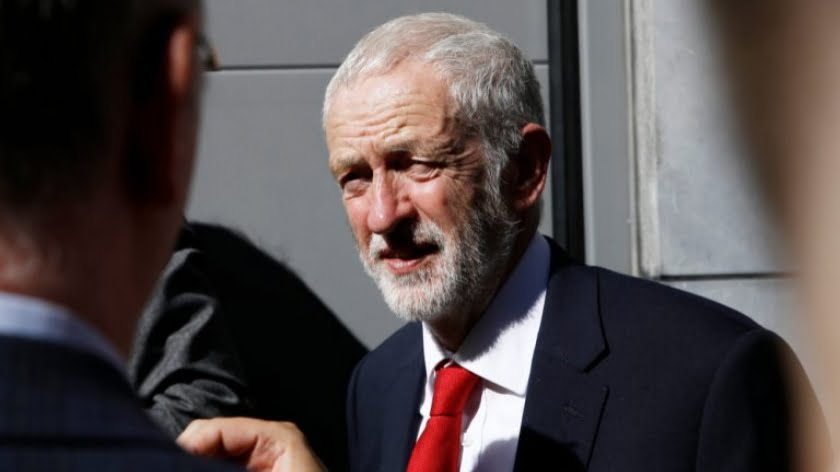 The Media Smoothed the Path to British Soldiers Using Corbyn as Target Practice