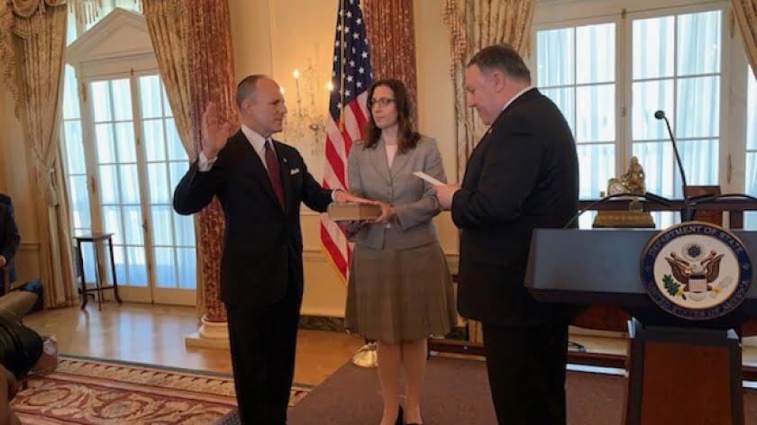 Combatting Anti-Semitism: Washington Goes to War for World Jewry