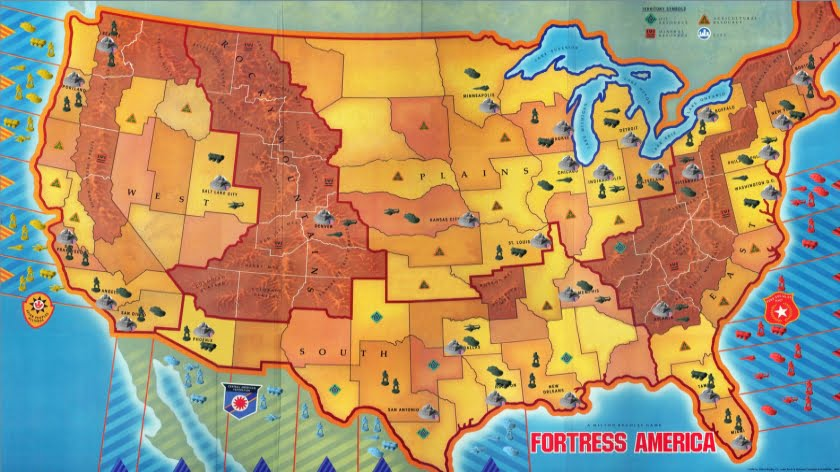 """Fortress America"" Is About to Expand from South America to Central America"