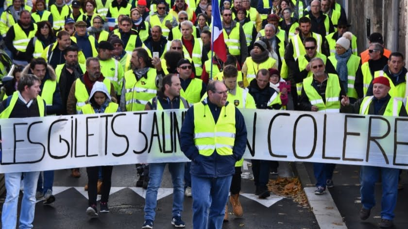 Six months After it Begins, the Oligarchs/Macron versus Gilets Jaunes