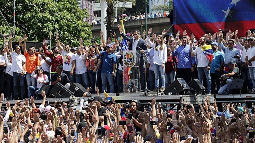 Is Washington Preparing the Groundwork for a Maidan Scenario in Venezuela?