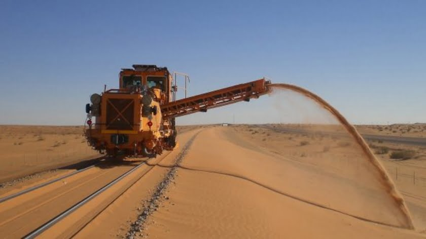 Will the West Allow the Construction of Railroads Linking the Gulf And the Mediterranean?