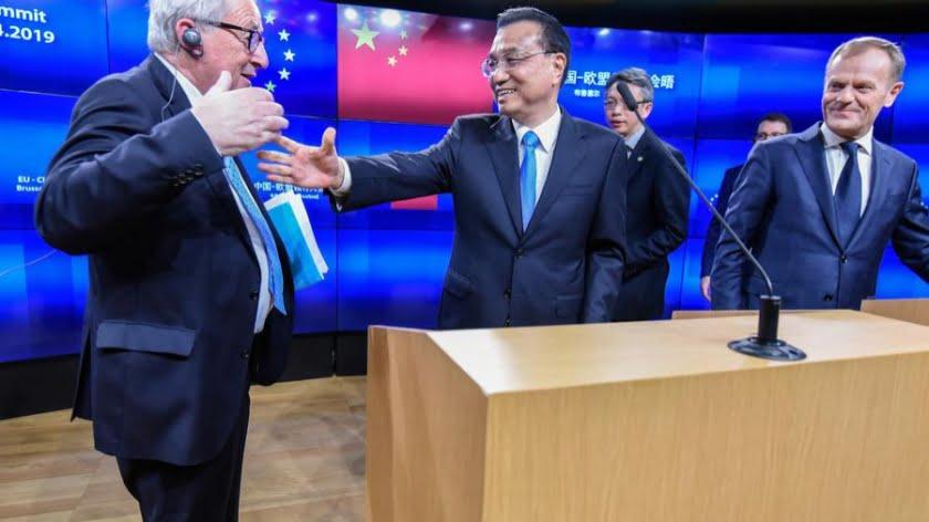 EU and China Sign a Mandate of Trade Heaven