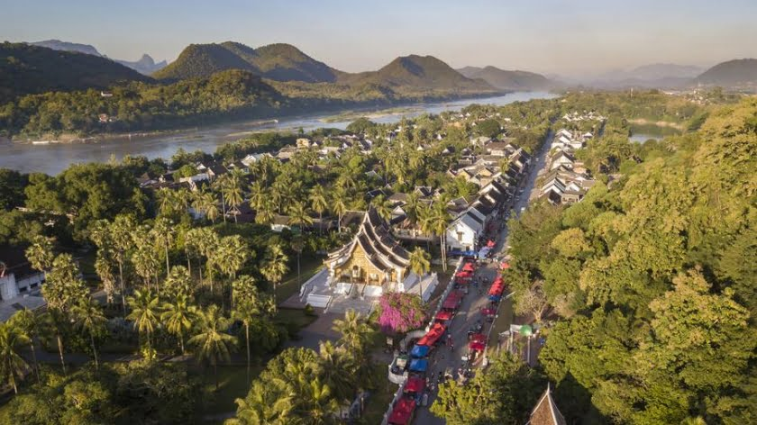 Where the Silk Roads Meet the Mighty Mekong