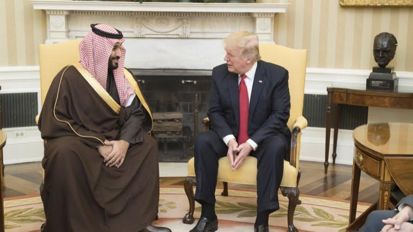"""The """"Yemen Bill"""" Trump Just Vetoed Never Had Anything to do With Yemen"""