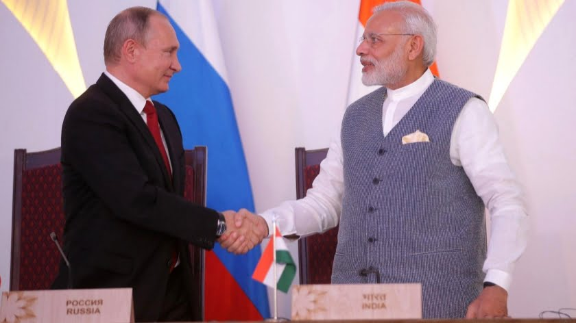 After Bibi, Putin Tries to Help Modi Get Re-elected