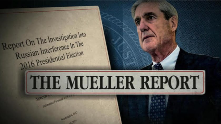 Shadow Boxing for Empire: the Mueller Report