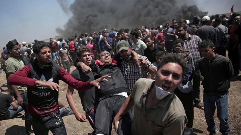 Middle East on the Verge of Collapse