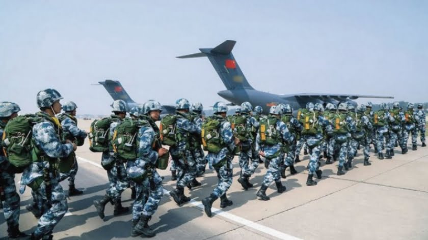No Chinese Troops Arrived in Venezuela