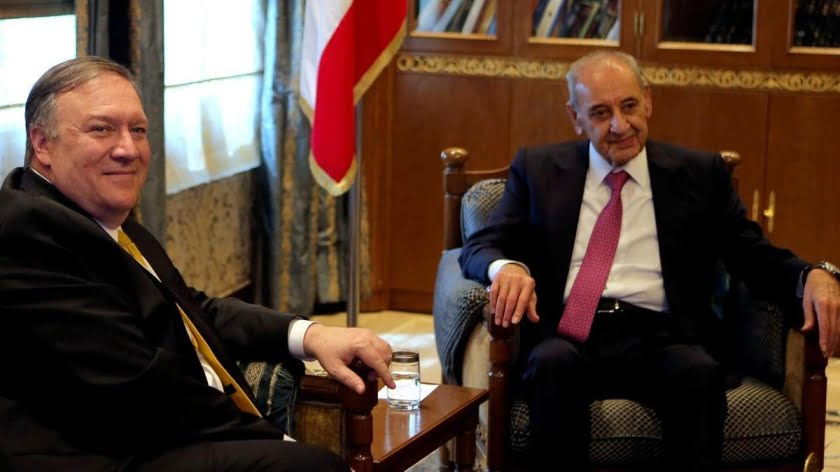 After Threatening the Speaker, Will the US Be Asked to Leave Lebanon Permanently?