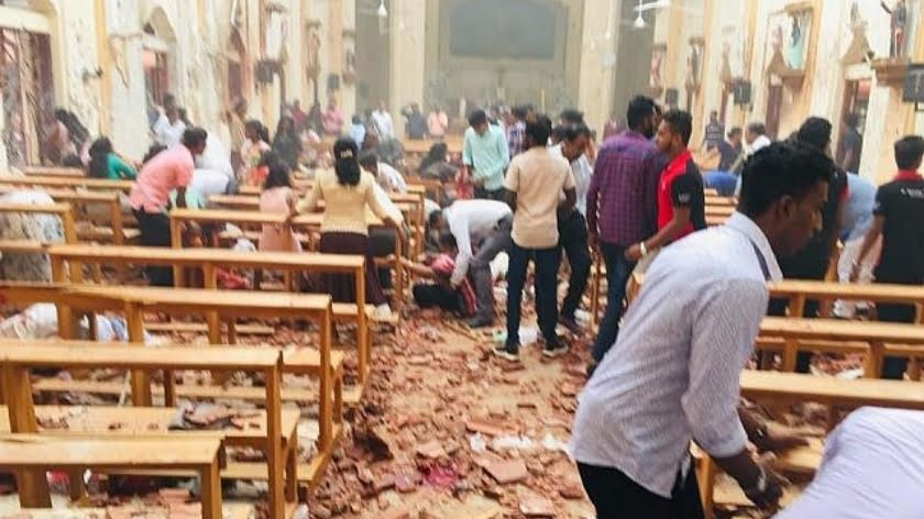 Initial Assessment of the Terrorist Attacks in Sri Lanka