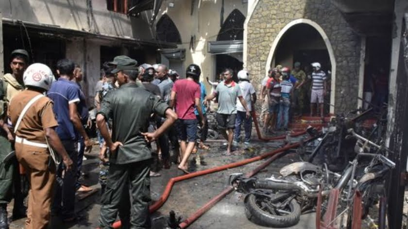 Lethal Bungling: Sri Lanka's Easter Bombings