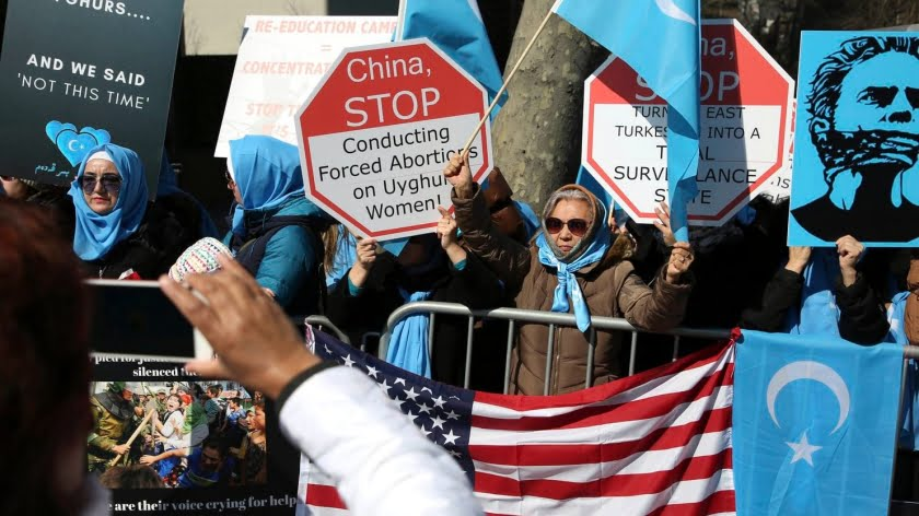 The US Won't End Its Discredited Fake News Campaign About the Uyghurs