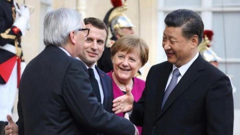 Latest EU-China Summits