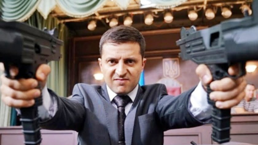 Ukraine: Zelenskii Beat Poroshenko – What Will Happen Next?