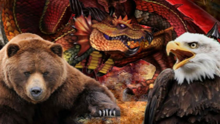The Eagle, the Bear and the Dragon
