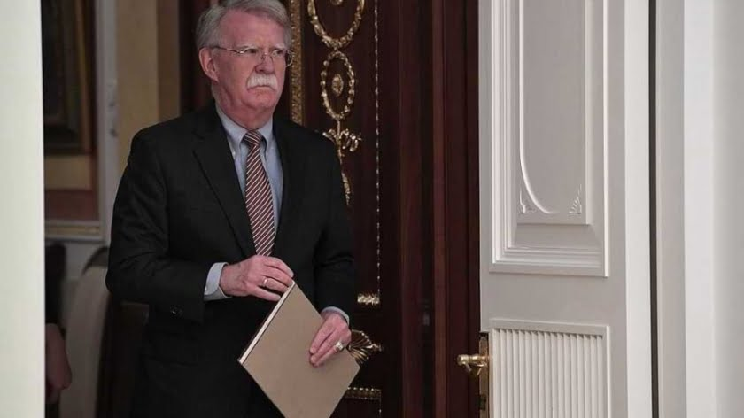 "Venezuela Exposes the Myth of John Bolton's ""Genius"""