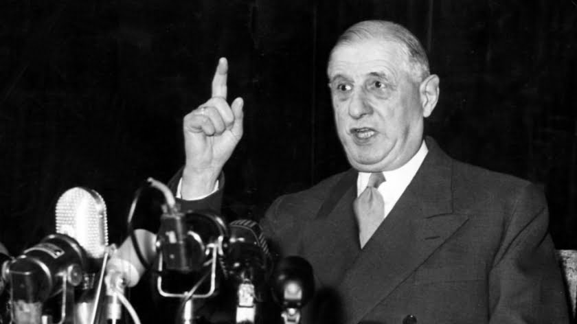 50 Years On, the World, and Not Just France, Still Misses Charles de Gaulle