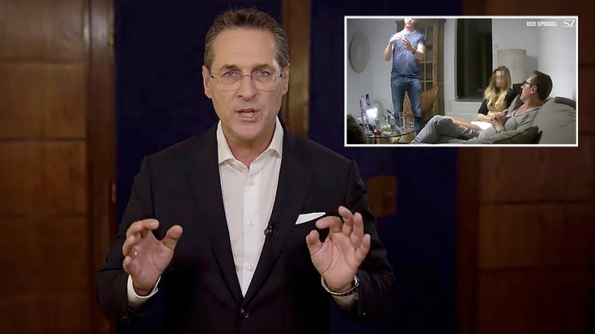 The Honey Trap That Wasn't What It Seemed: What was Really Behind 'Operation Strache'?