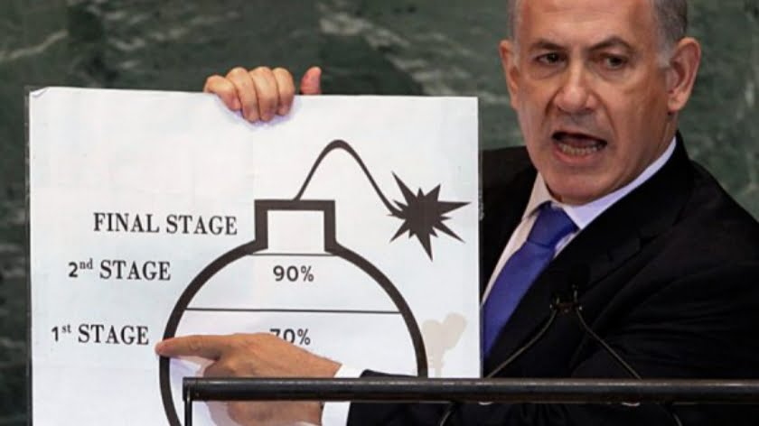 Pre-emptive Nuclear War: The Role of Israel in Triggering an Attack on Iran