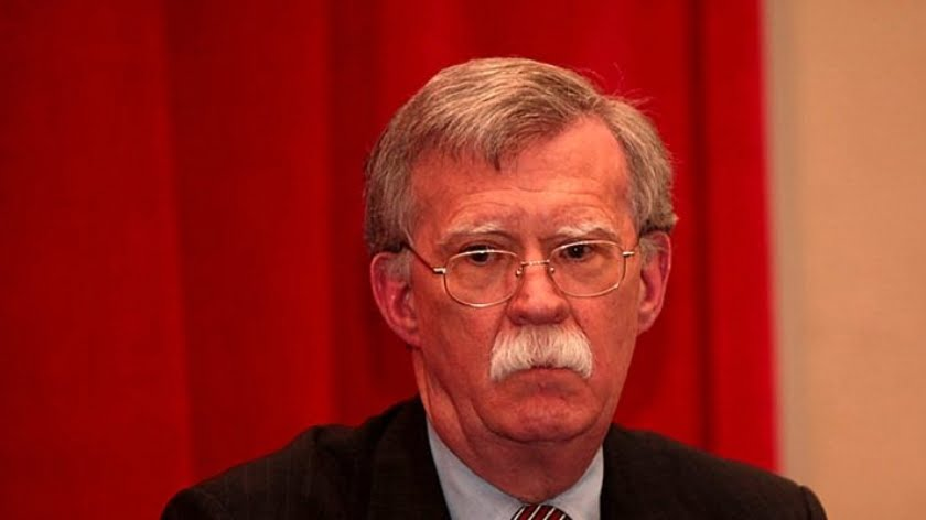 That Time John Bolton Said It's Good to Lie About War