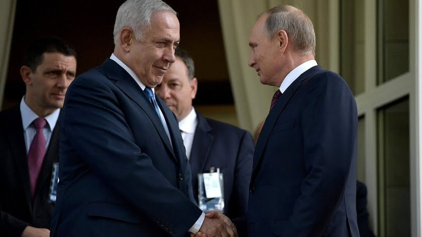 "What Other ""Good Services and Mediation"" Will Russia Provide to ""Israel"" & Syria?"