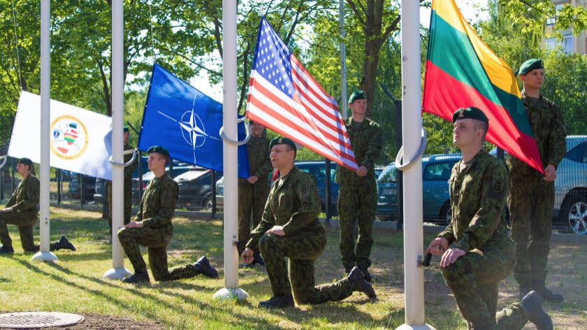 Why the U.S. Is Silent About Military Exercises in the Baltic States