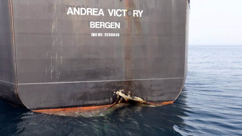 Did a Third Party Hit Saudi Tankers to Push America to War with Iran?