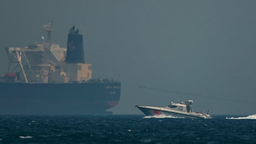 "The Mysterious ""Sabotage"" of Saudi Oil Tankers: a Dangerous Moment in Trump's Escalating Conflict with Iran"