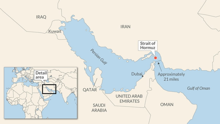 How Yesterday Resembles Today: Iran Confronted the US in the Straits of Hormuz in the 1980s
