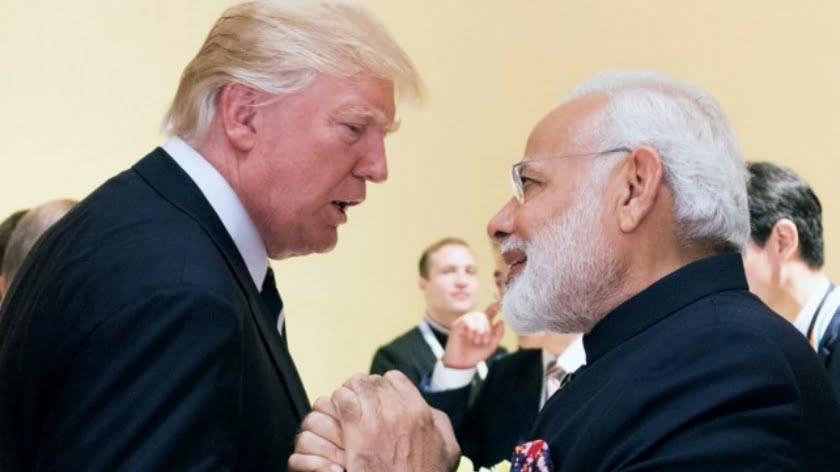 "It's Not a ""Trade War"", India & The US Are Just Trying to Get a Better Trade Deal"